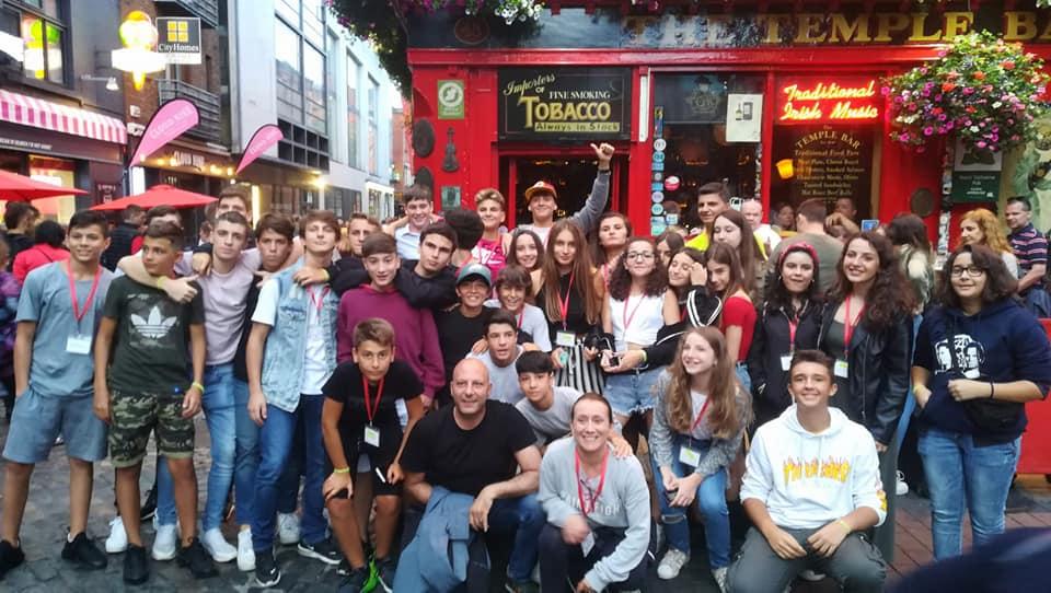 Summer Camp Dublin 2019